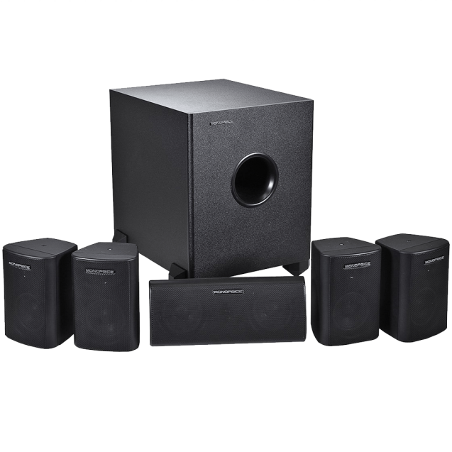Home Theater Speaker Syste